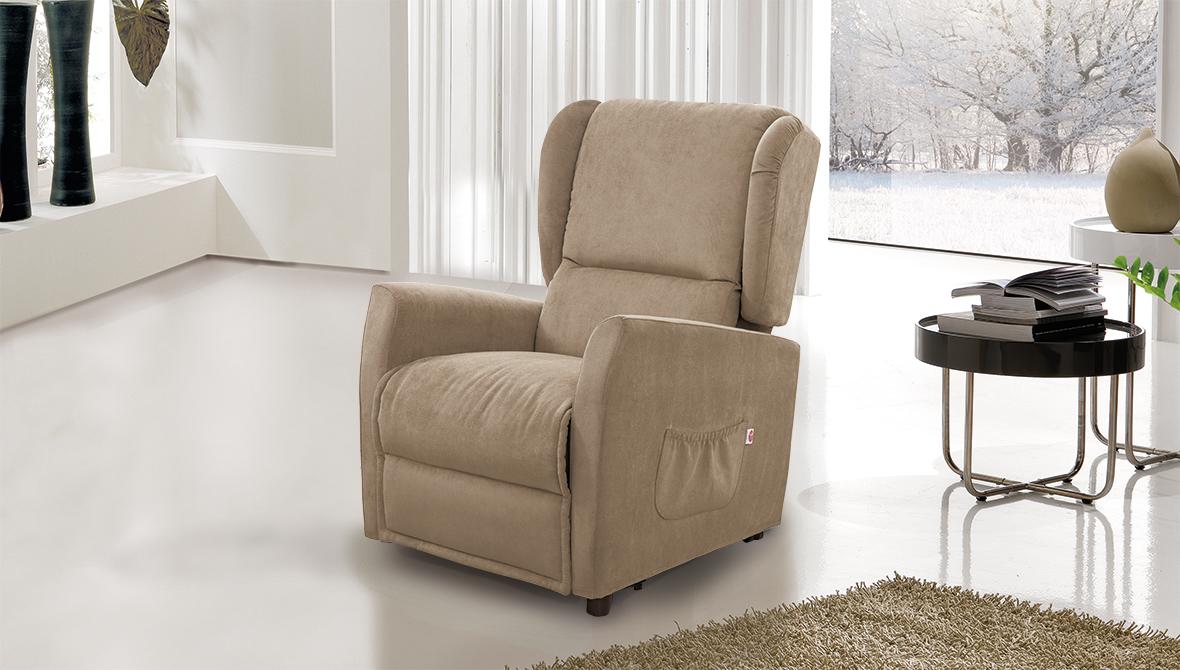 Prodotti | poltrone relax e divani | Poltronificio RC