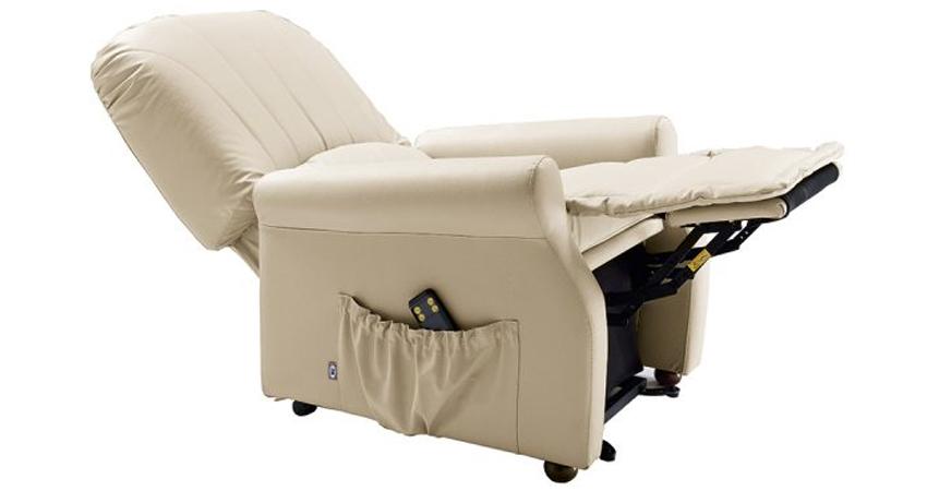 Poltrone reclinabili per anziani
