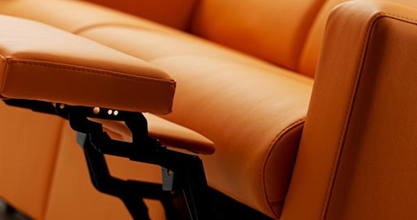 divani motorizzati con sistema relax