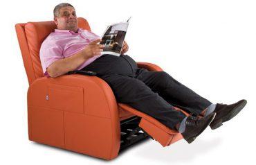 Poltrone relax per persone sovrappeso