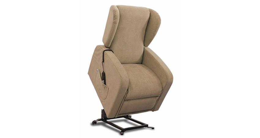 Poltrona Relax alzapersona per coloro che soffrono di disabilità motoria