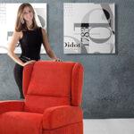 Poltrone reclinabili Made in Italy per combattere il dolore alle gambe